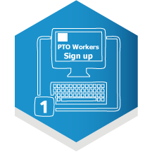 Sign Up PTWORKERS